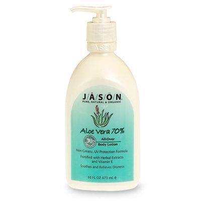 Jason Natural Cosmetics Aloe Vera 70% All-Over Body Lotion