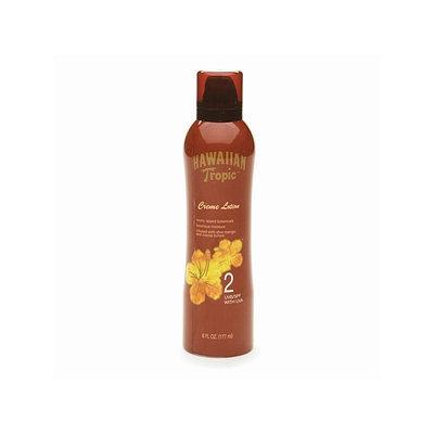 Hawaiian Tropic® Creme Lotion Broad Spectrum SPF 2