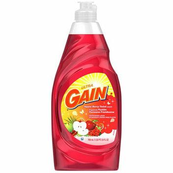 Gain Ultra Apple Berry Twist Scent Dishwashing Liquid