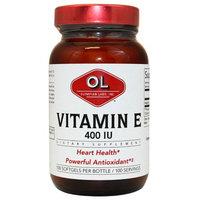 Olympian Labs Vitamin E 400