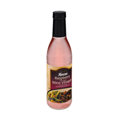 Reese Raspberry Flavored Wine Vinegar