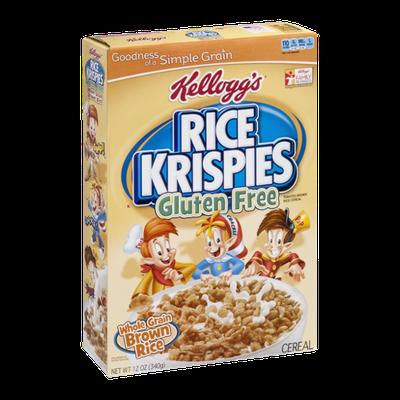 Kellogg's® Rice Krispies Gluten Free Cereal
