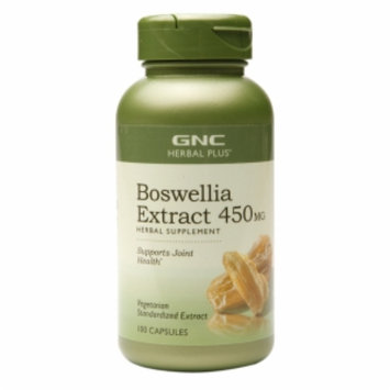 Gnc GNC Herbal Plus(r) Boswellia Extract 450mg