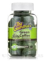 The Gummies Co. The Gummies Co Green Coffee Bean Sugar Free Gummie 60ct