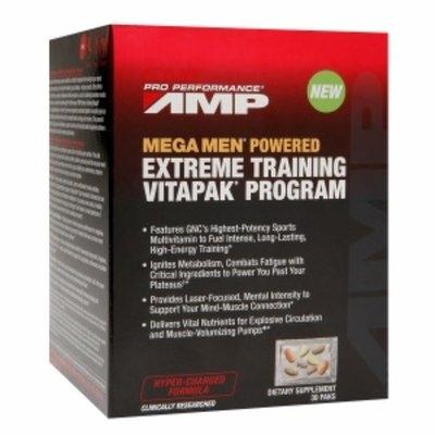 Gnc GNC Pro Performance AMP Mega Men Powered Extreme Training Vitapak Program