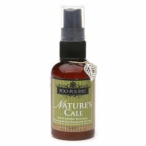 Poo-Pourri Nature's Call Before-You-Go Organic Bathroom Spray