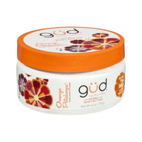 Gud from Burt's Bees Natural Orange Petalooza Body Butter