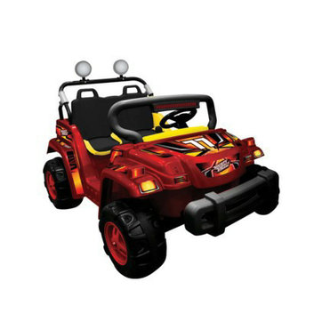 National Products LTD. National Products Mighty Wheelz 12V Battery-Operated 4x4 Ride-On Toy