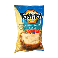 Tostitos Restaurant Style Family Size White Corn Tortilla Chips