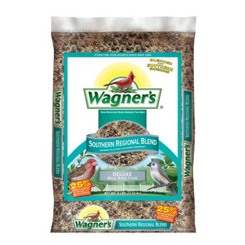 Wagner's Wildlife Food 8 lb. Southern Regional Blend Wild Bird Food 62017