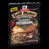 McCormick Grill Mates Steakhouse Burgers Seasoning Mix Steakhouse Mushroom