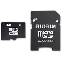 Fujifilm 8GB Class 10 UHS-1 microSDHC Memory Card