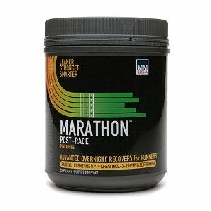 Muscle Marketing USA Marathon Post-Race Pineapple