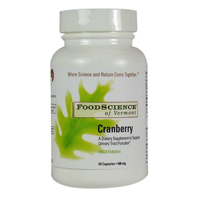 FoodScience of Vermont Cranberry