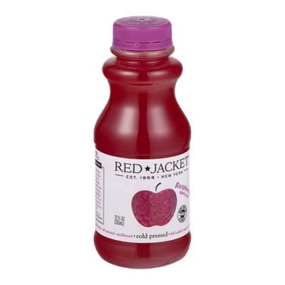 Red Jacket Juice Raspberry Apple