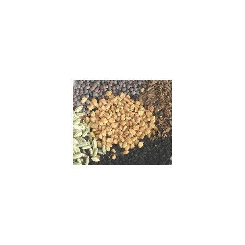 Indus Organics Organic Bengal Five Spices Blend Pack, 8 Oz, Salt Free, Freshly Packed