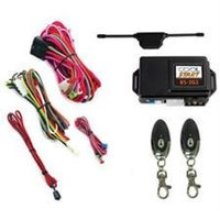 Crimestopper Territory Restrictions RS2G2 2Way Remote Start System Two LED 1Button Remotes