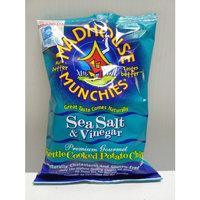 Madhouse Munchies Sea Salt & Vinegar Potato Chips 1.5 oz. (Pack of 30)