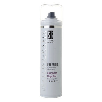 Salon Grafix Professional Freezing Hair Spray Styling Mist