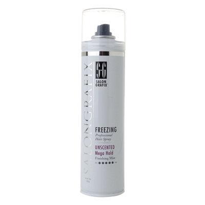 Salon Grafix Professional Freezing Hair Spray Styling Mist