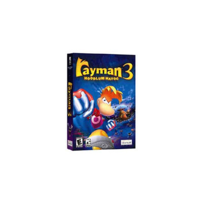 UbiSoft Rayman 3: Hoodlum Havoc