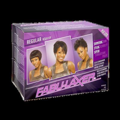 Fabu-Laxer Regular Relaxer