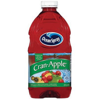 Ocean Spray Cranberry Apple Juice, 64-Ounce Bottles (Pack of 8)