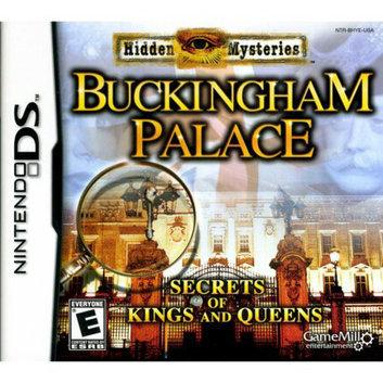 Game Mill Entertainment Hidden Mysteries: Buckingham Palace (Nintendo DS)