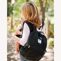 ERGObaby Organic Travel Pack, Dark Chocolate (Discontinued by Manufacturer)
