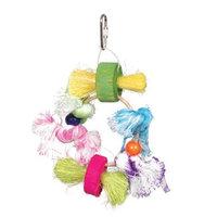 Prevue Hendryx Stick Staxs Lots of Knots Bird Toy