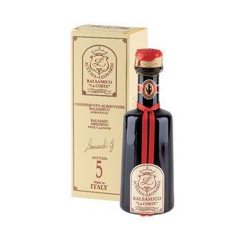 Acetaia Leonardi La Corte 5 Year Old Balsamic Vinegar 8.45 Oz.