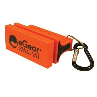 eGear Ceramic and Carbide Knife Sharpener with Carabiner