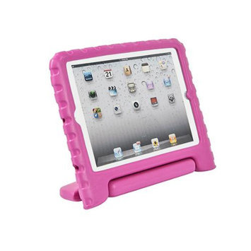 Monoprice Kidz Cover and Stand for iPad mini™ w/ Retina Display - Pink