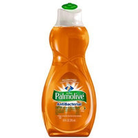 Palmolive Ultra Antibacterial Orange Dish Washing Liquid-10oz