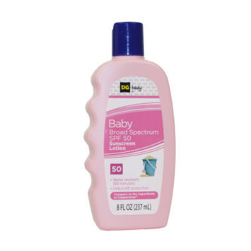 DG Body Baby Sunscreen Lotion - SPF 50