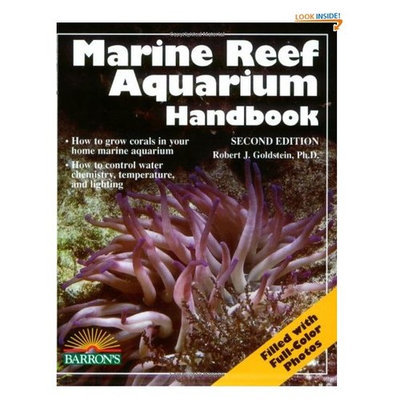 Topdawg Pet Supply Marine Reef Aquarium Handbook