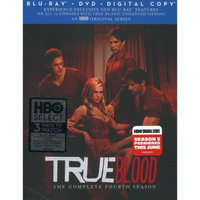 True Blood: The Complete Fourth Season (Blu-ray) (Widescreen)