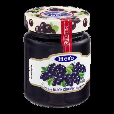 Hero Black Currant Fruit Spread