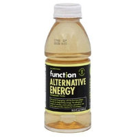 Function Drinks Alternative Energy, 16.9-Ounce (Pack of 12)