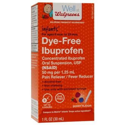 Walgreens Infants' Ibuprofen Concentrated Drops