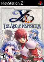 Konami Y's: The Ark of Napishtim
