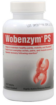 Douglas Labs Wobenzym PS 180 tabs