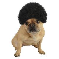Rubie's Afro Wig Pet Costume - S/M