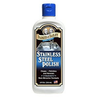 Parker Bailey Parker & Bailey Stainless Steel Polish 8oz