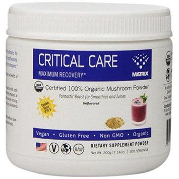 Mushroom Matrix - Critical Care Organic Mushroom Powder - 7.14 oz.