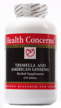 Health Concerns Tremella & American Ginseng 270t