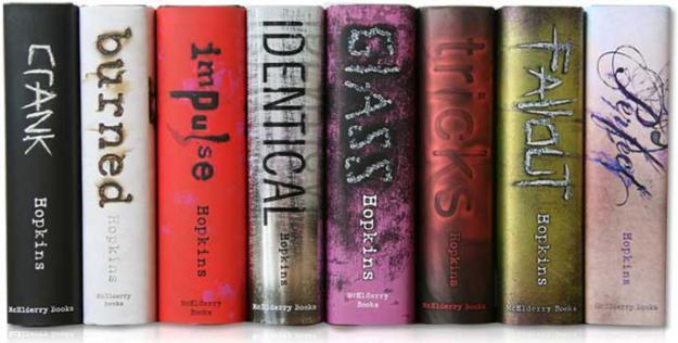 Ellen Hopkins Young Adult Novels