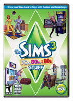Electronic Arts The Sims 3 70s, 80s, & 90s Stuff (Win/Mac)