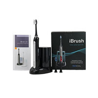Techege iBrush SonicWave Electric Toothbrush with UV Sanitizer [Black]