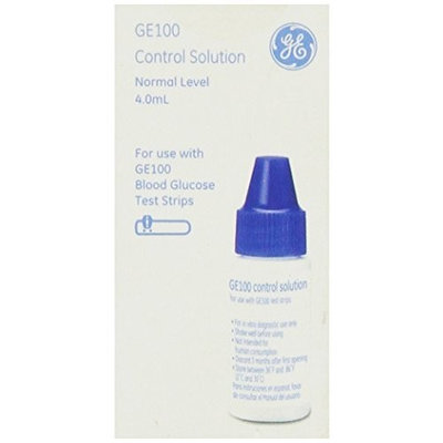 GE100 Normal Control Solution, 1 Count